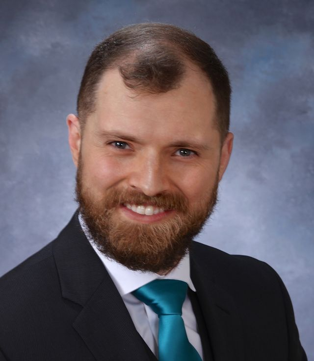 Ryan Keefer, Laboratory DIvision Manager
